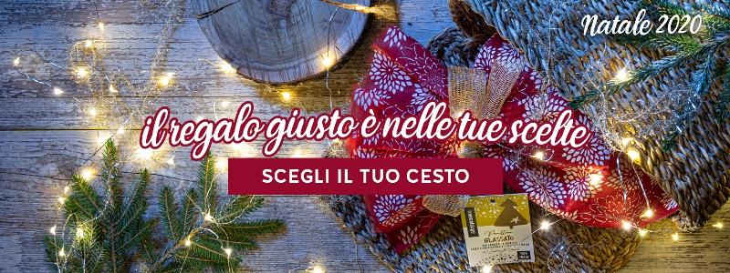 A Natale, scegli i nostri Cesti Prodigiosi!